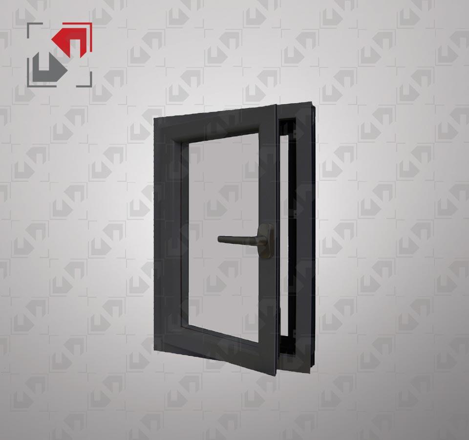 turn window thermal break
